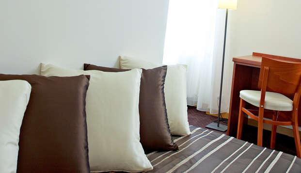 Hotel la Riviere - Room