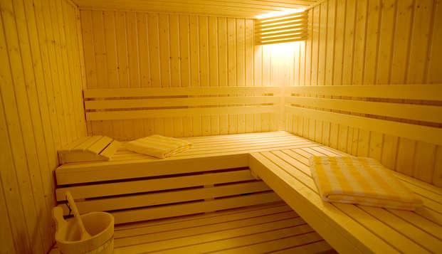 Hotel la Riviere - Sauna