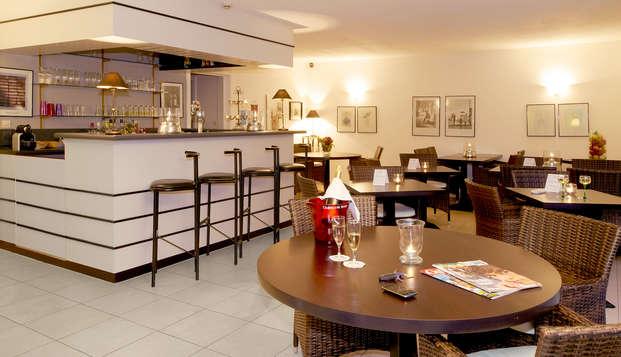 Hotel Les Jardins d Adalric - Obernai - bar