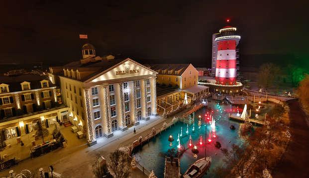 Hotel Les Jardins d Adalric - Obernai - Europark