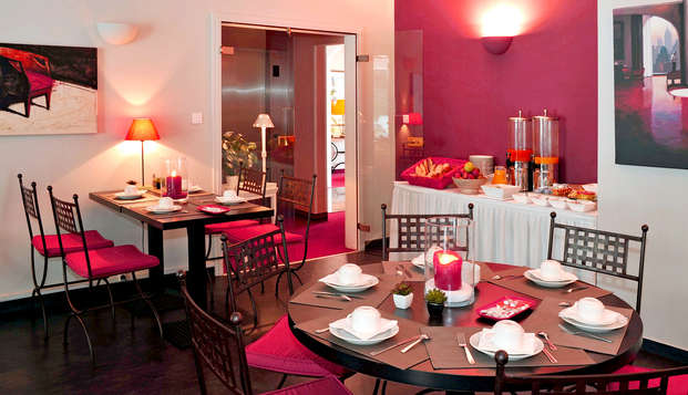 Hotel Les Jardins d Adalric - Obernai - Restaurant