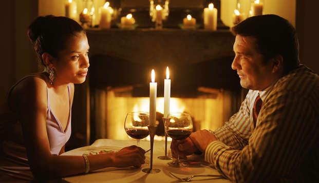 Hotel Les Jardins d Adalric - Obernai - Romantic