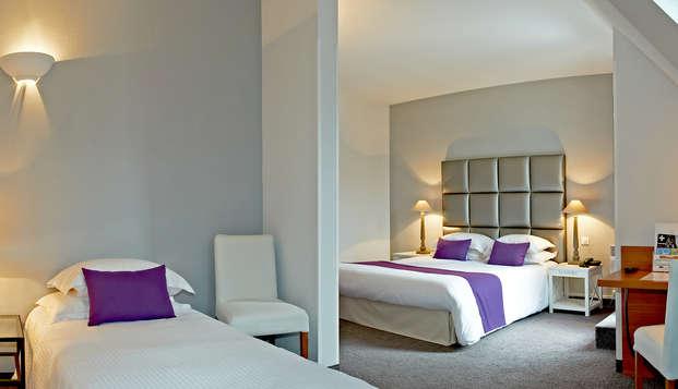 Hotel Les Jardins d Adalric - Obernai - Room