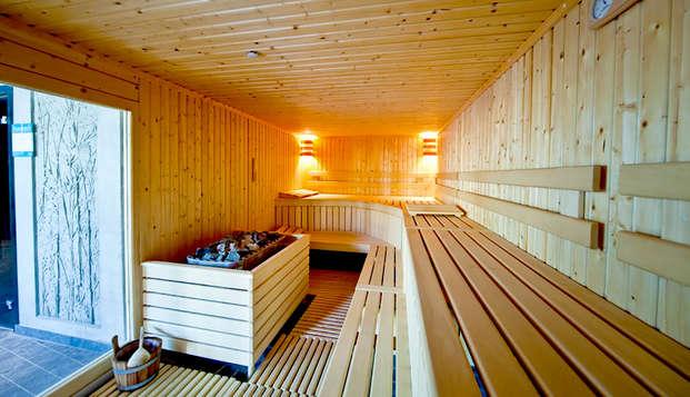Hotel Les Jardins d Adalric - Obernai - Sauna