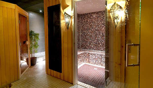 Le Richebourg Hotel Restaurant et Spa - Spa