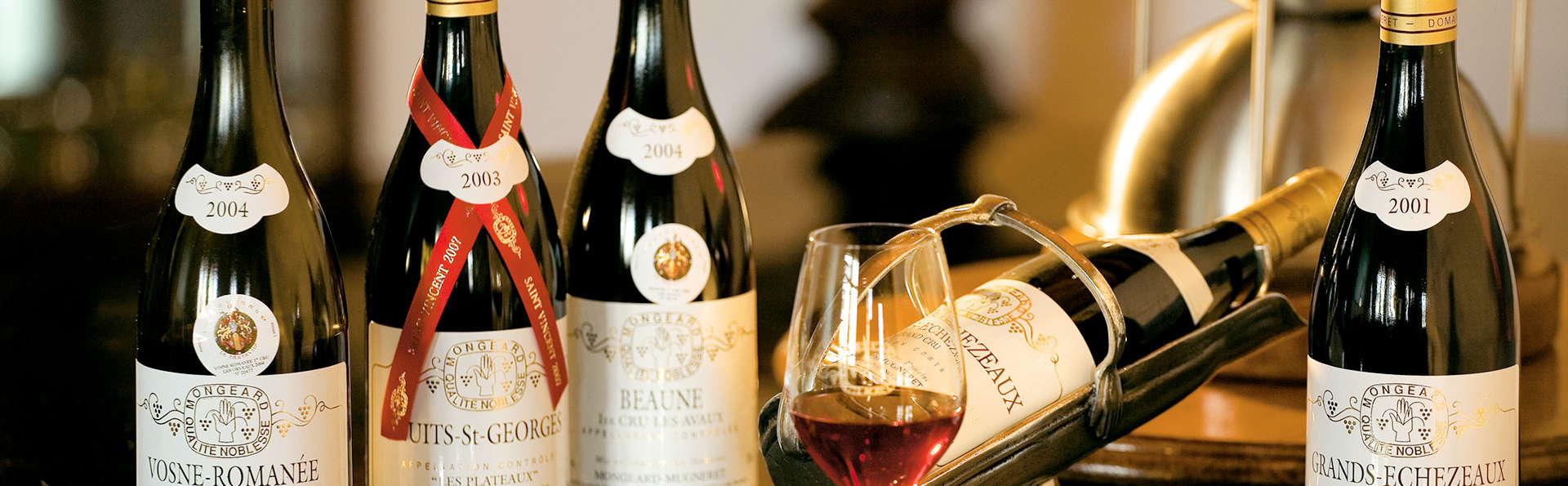 Vivez une saint-valentin gourmande au cœur de la Bourgogne !