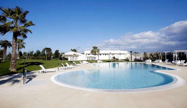 Vacanze a Lecce in hotel 4* con ampio parco e piscina!
