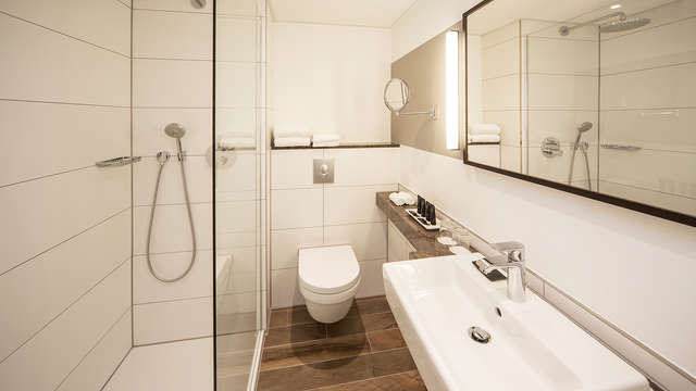 Bilderberg Europa Hotel Scheveningen - bathroom