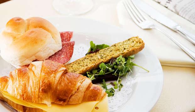 Bilderberg Europa Hotel Scheveningen - breakfast