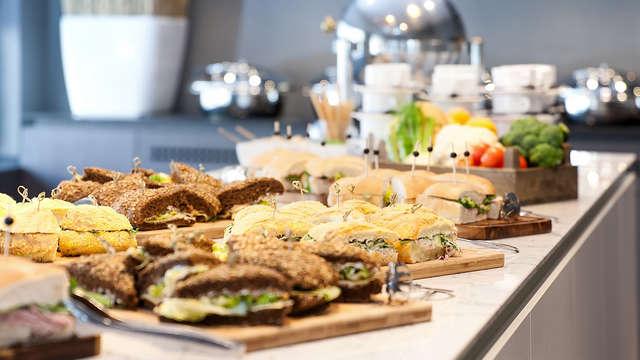 Bilderberg Europa Hotel Scheveningen - buffet