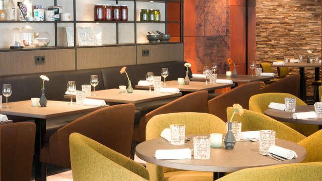 Bilderberg Europa Hotel Scheveningen - diner