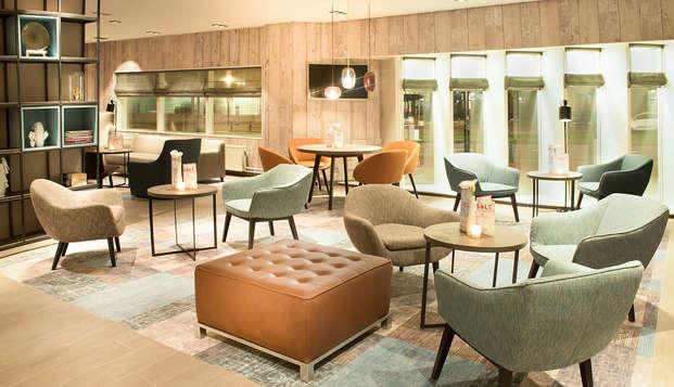 Bilderberg Europa Hotel Scheveningen - lobby