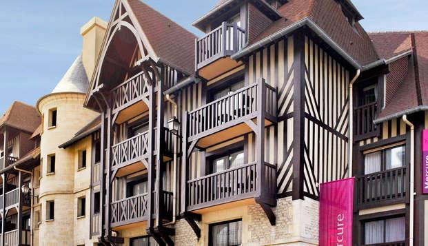 Mercure Deauville Centre - Front