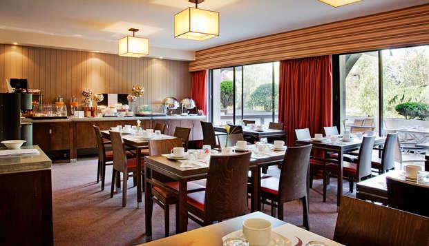 Mercure Deauville Centre - Restaurant
