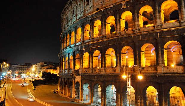 Week-end culturel à Rome avec accès au Colisée et au Forum romain