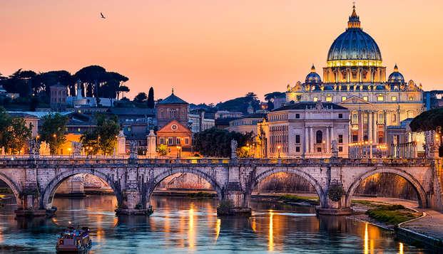 Week-end à Rome : deux nuits dans le centre historique de la ville éternelle