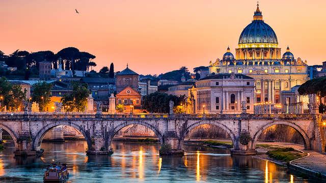 Estancia en Roma: dos noches en el centro histórico de la ciudad eterna