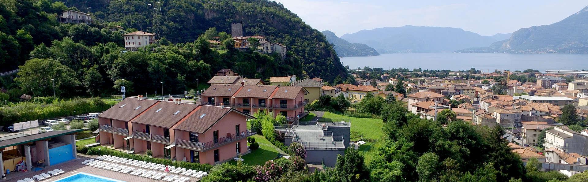 Respira la brisa del lago de Como y descansa en un fantástico estudio (desde 3 noches)