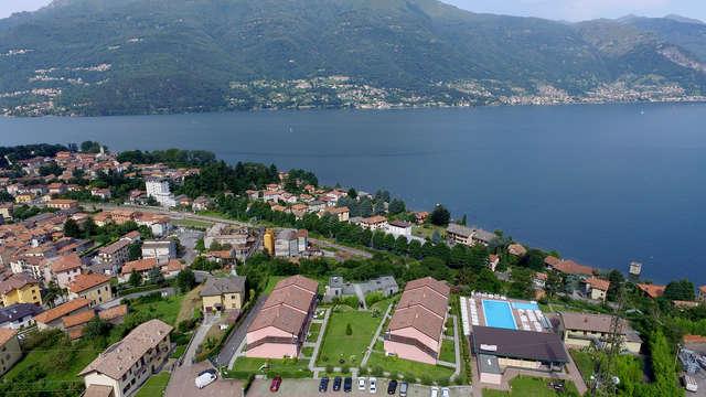 Vacaciones en familia en el Lago de Como
