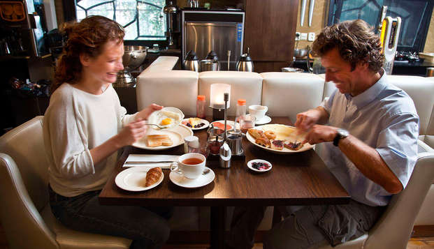 Hotel Spa Savarin - breakfast