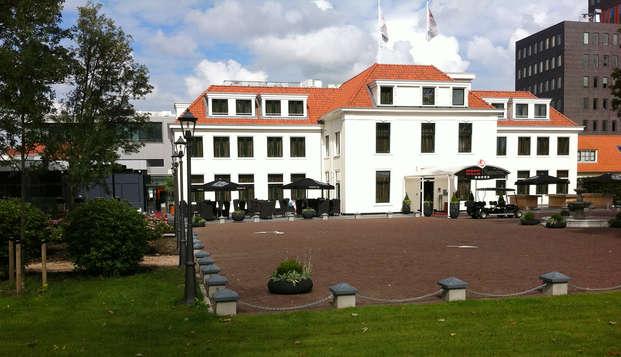 Hotel Spa Savarin - facade