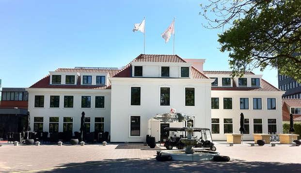 Hotel Spa Savarin - front