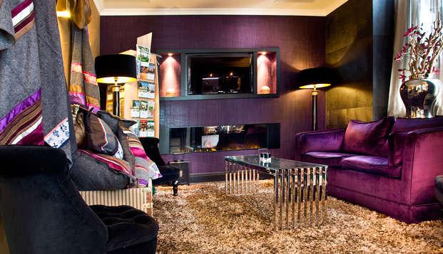 Hotel Spa Savarin - Lounge