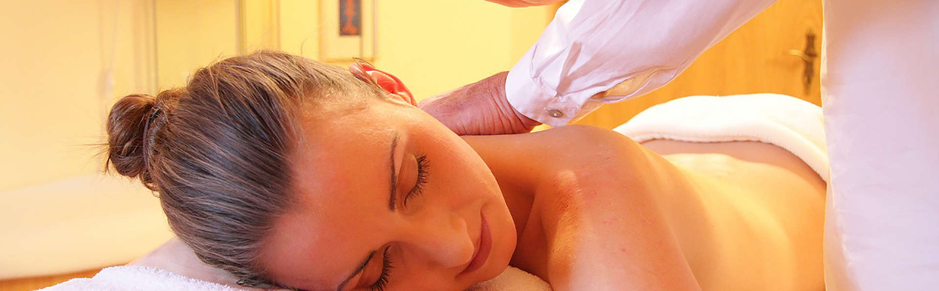 Luxe et bien-être incluant un massage près de La Haye