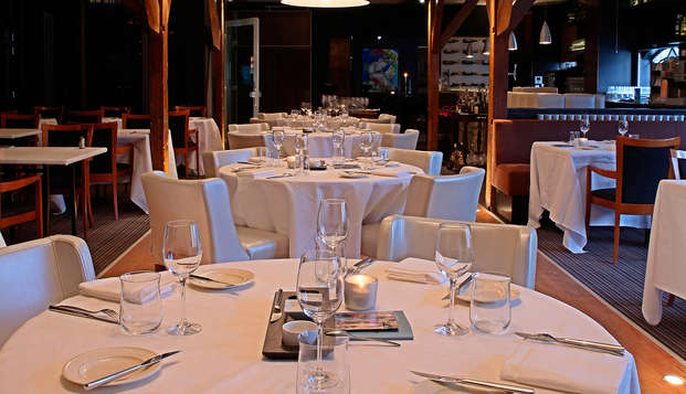 Bienestar y gastronomía cerca de La Haya (2 noches)