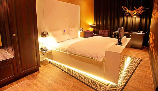 Hotel Spa Savarin - room