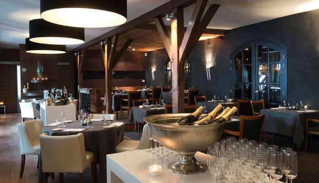 Hotel Spa Savarin - restaurant