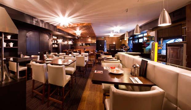 Hotel Spa Savarin - restaurante