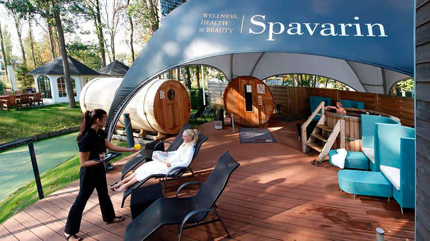 Hotel Spa Savarin - spa