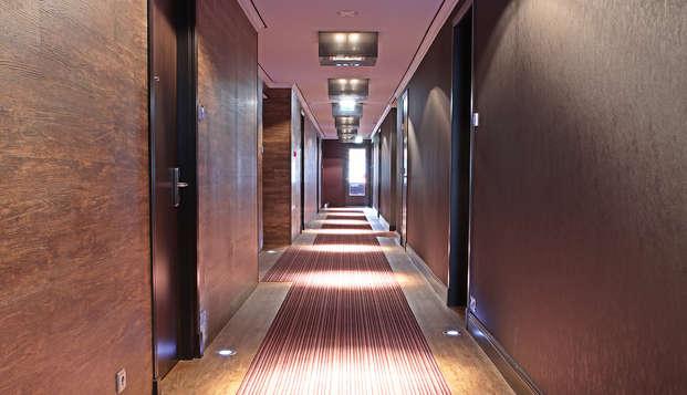 Hotel Spa Savarin - -hall