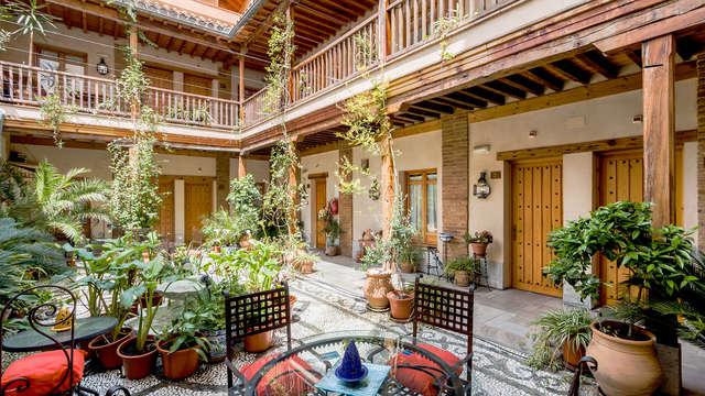 Descubre el encanto de Granada