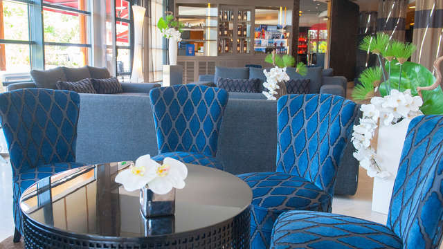 Hotel Parc Beaumont Pau - MGallery by Sofitel - lounge