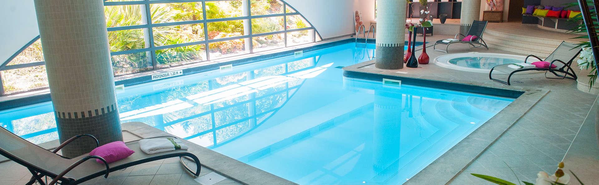 Escapade dans le Sud-Ouest avec accès au spa dans un hôtel 5*