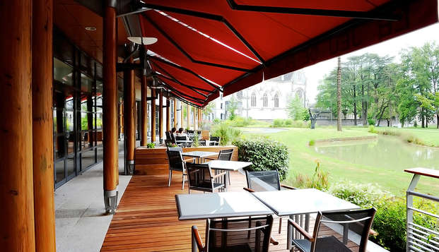 Hotel Parc Beaumont Pau - MGallery by Sofitel - terras