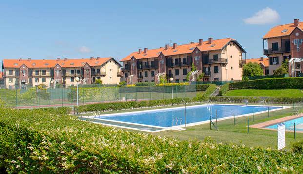 Appartement face à la mer à Comillas