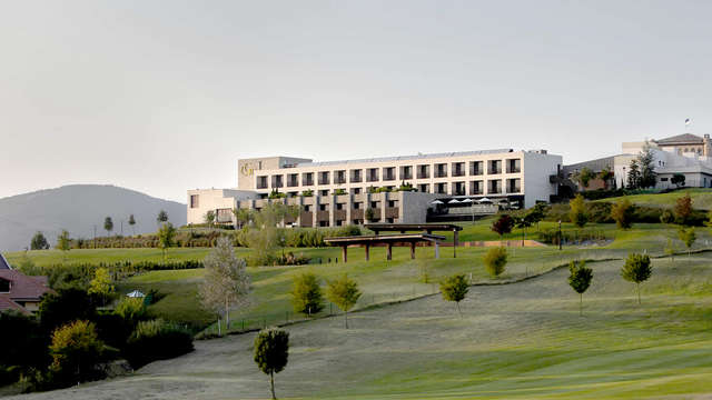 Castillo de Gorraiz Hotel Golf Spa