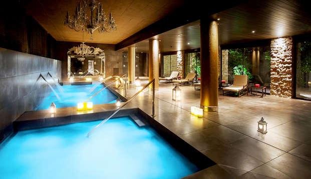 Escapada Relax con acceso al Spa en el exclusivo Hotel Castillo de Gorraiz