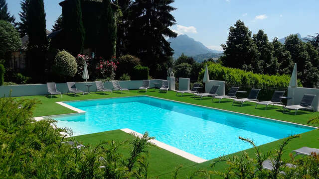 Chateau de Candie - pool