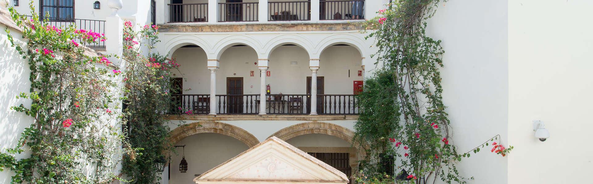 Hotel Las Casas de la Judería de Córdoba - edit_facade.jpg