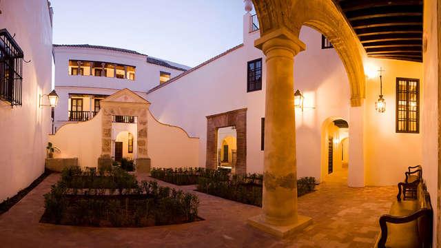 Escapada con cena en el Restaurante Almudaina junto a la Mezquita de Córdoba