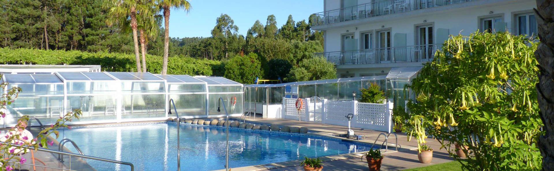 Escapade détente avec accès au spa et pralines à Sanxenxo (à partir de 2 nuits)