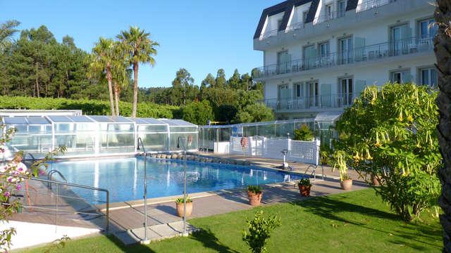 Relax Getaway con accesso alla Spa e cioccolatini a Sanxenxo (da 2 notti)