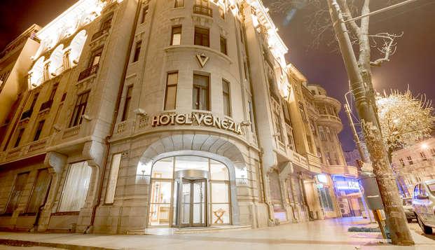 City-trip por Bucarest, la ciudad de las mil maravillas