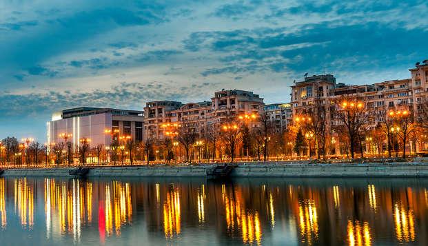 City-trip romántico por Bucarest, el pequeño París