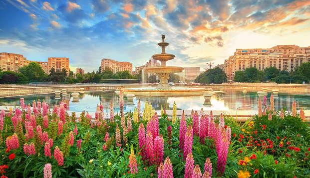Descubre Bucarest, el pequeño París