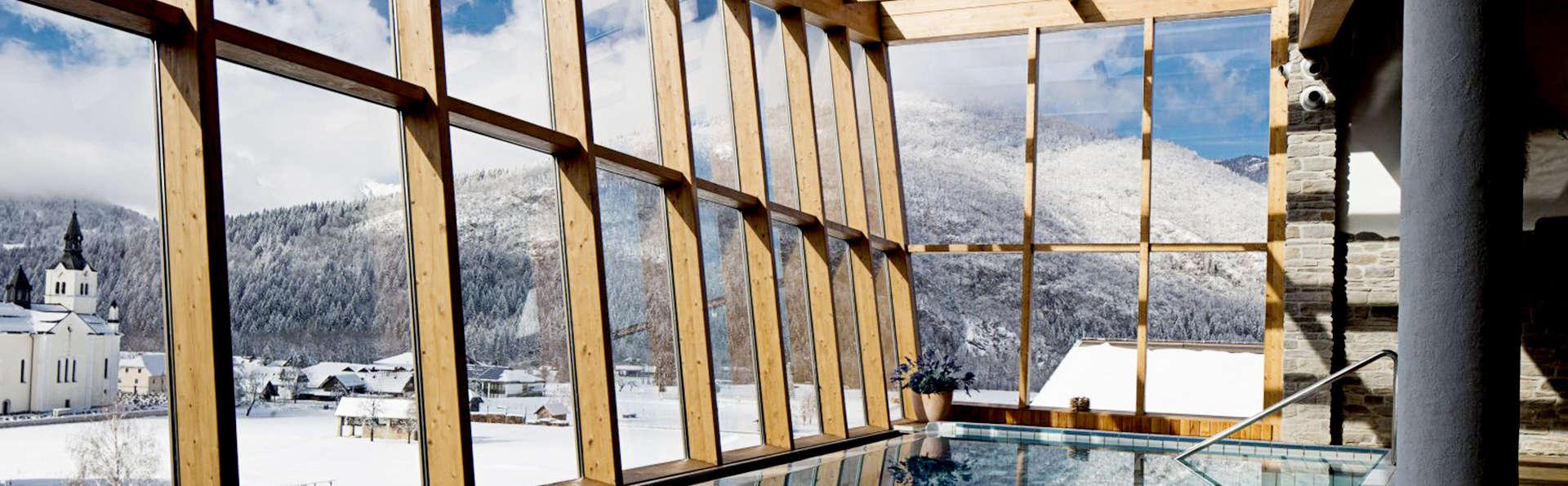 Détente dans un hôtel 4* au coeur des Alpes juliennes (à partir de 2 nuits)